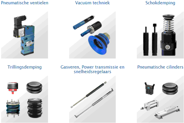 Secectiebeeld technical catalog